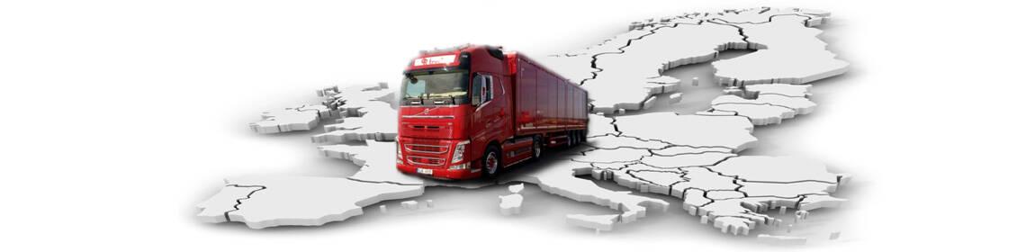 Logistika a přeprava | ORtruck.cz